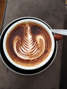 A coffee I made today